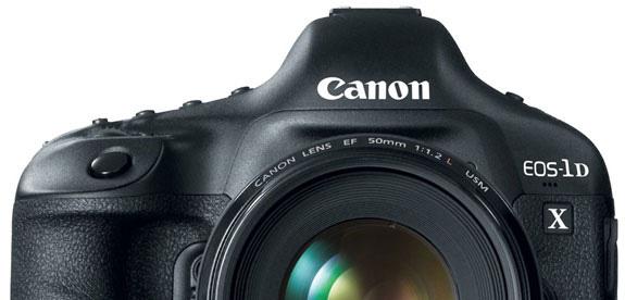 Bejelentette a Canon az új EOS 1Dx gépét!
