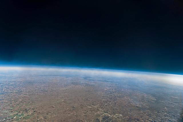 Nikon D300s az űrben