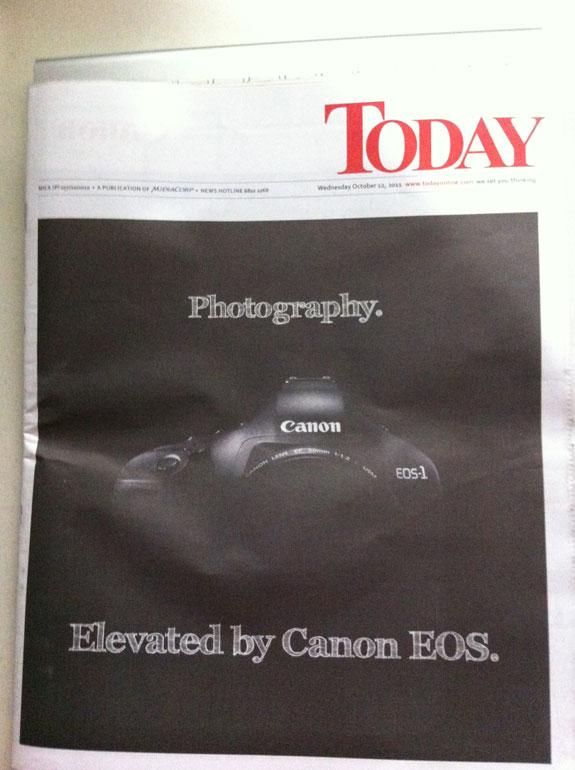 Új Canon DSLR jövő héten