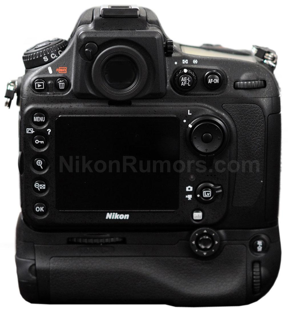 Első fotók a Nikon D800-ról