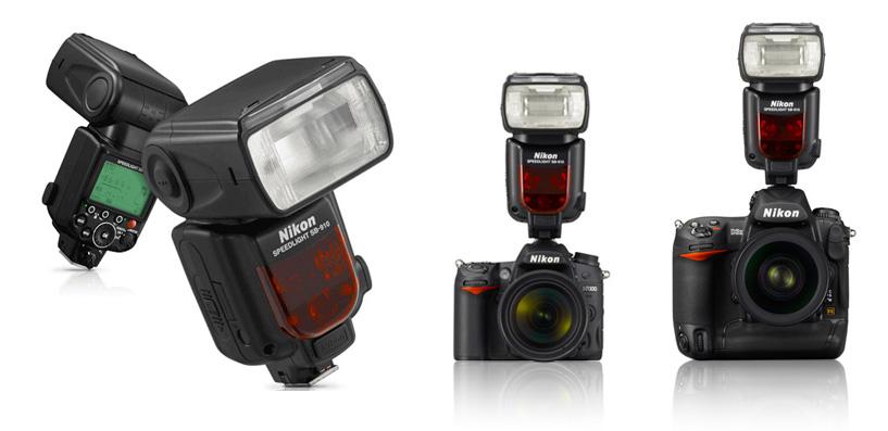 Megjelent az új Nikon SB-910 vaku