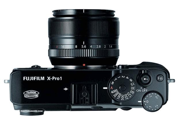 Újabb képek a Fuji X-Pro 1 gépről