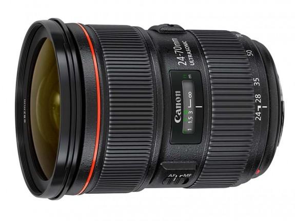 Első benyomások a Canon 24-70/2.8 II objektívről