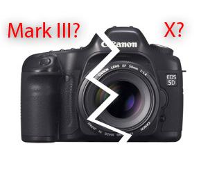 Kettéválik a Canon 5D széria?
