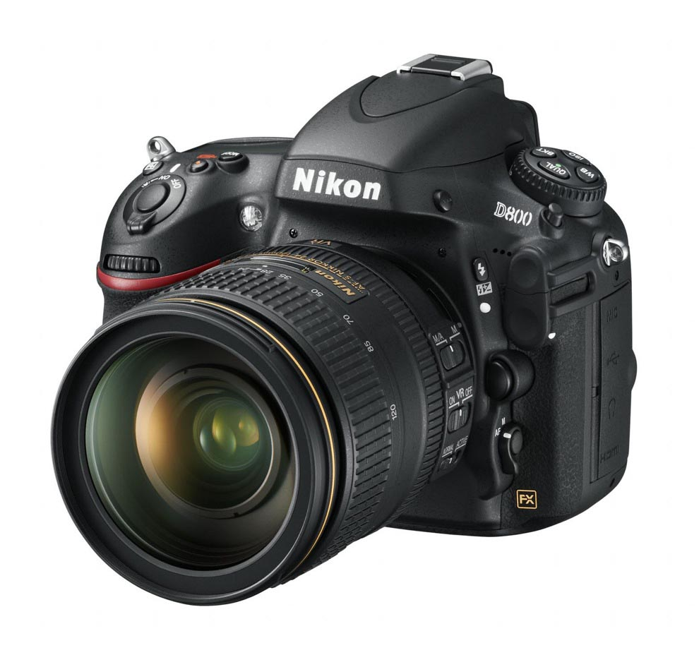 Nincs sRAW a Nikon D800-ban