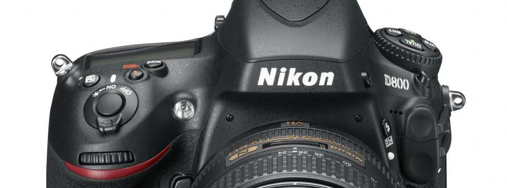 Bejelentették a Nikon D800 kamerát. A cikk folyamatosan frissül!