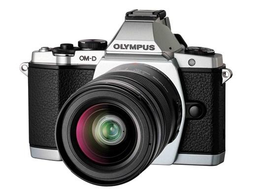 Nyilvánosságra került az Olympus OM-D széria első tagja: E-M5
