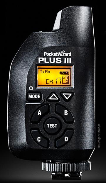 Megjelent a Pocket Wizard Plus III rádiós vakukioldó