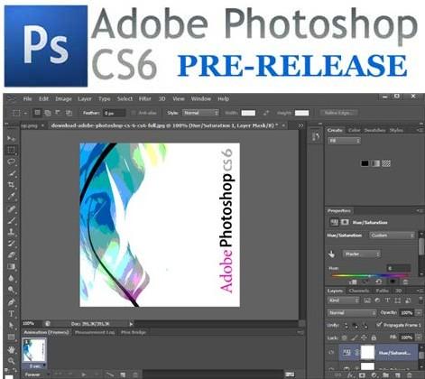 Letölthető a Photoshop CS6 Beta verizója