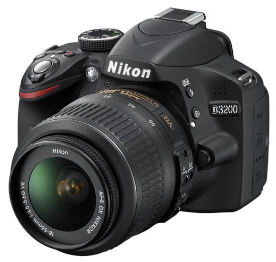 Megjelent a Nikon D3200 és a Nikkor 28mm/1.8G