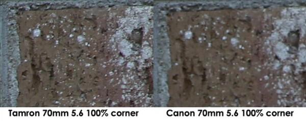 Tamron 24-70/2.8 VC vs. Canon 24-70/2.8 L