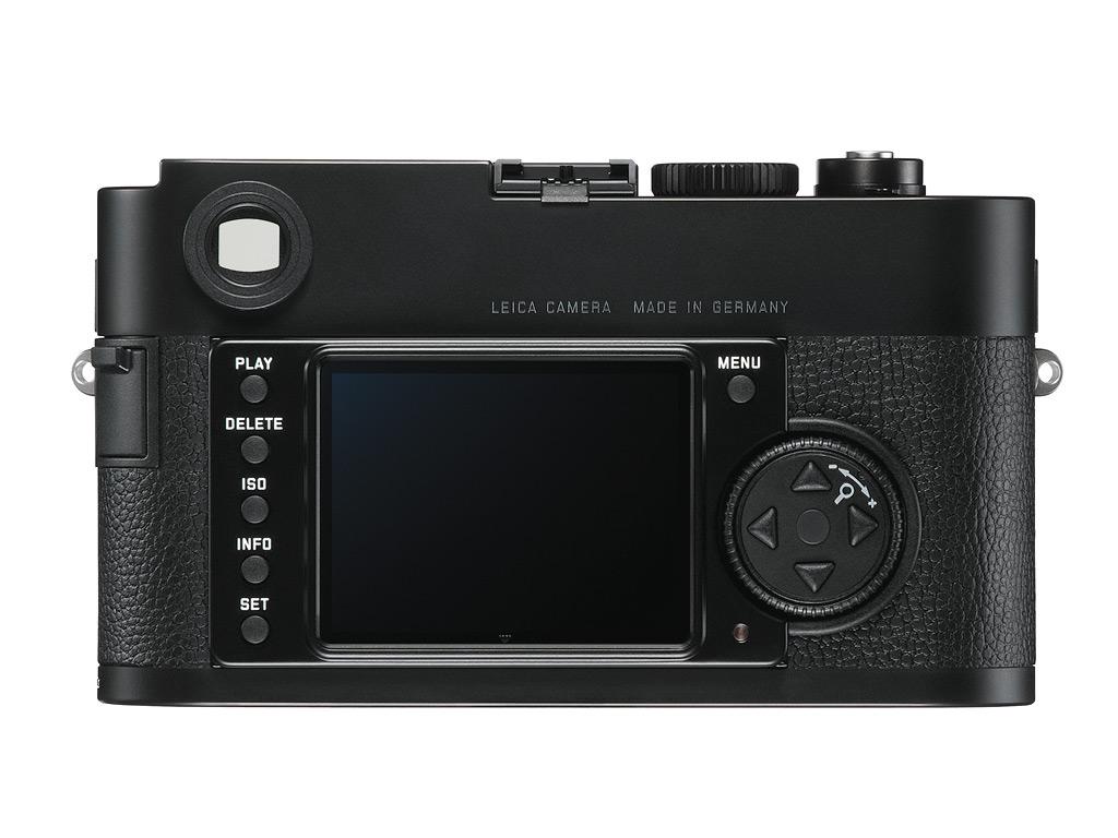 Megérkezett a Fekete-Fehér Leica!