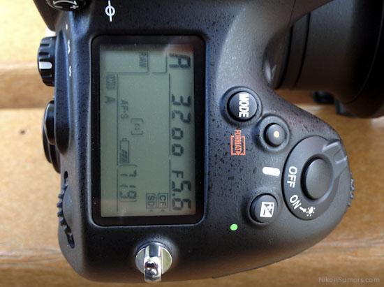 Hibák a Nikon D800/D4 párosnál is