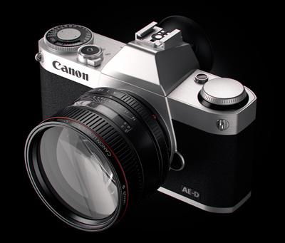 Új pletykák a Canon MILC-ről és a 650D-ről