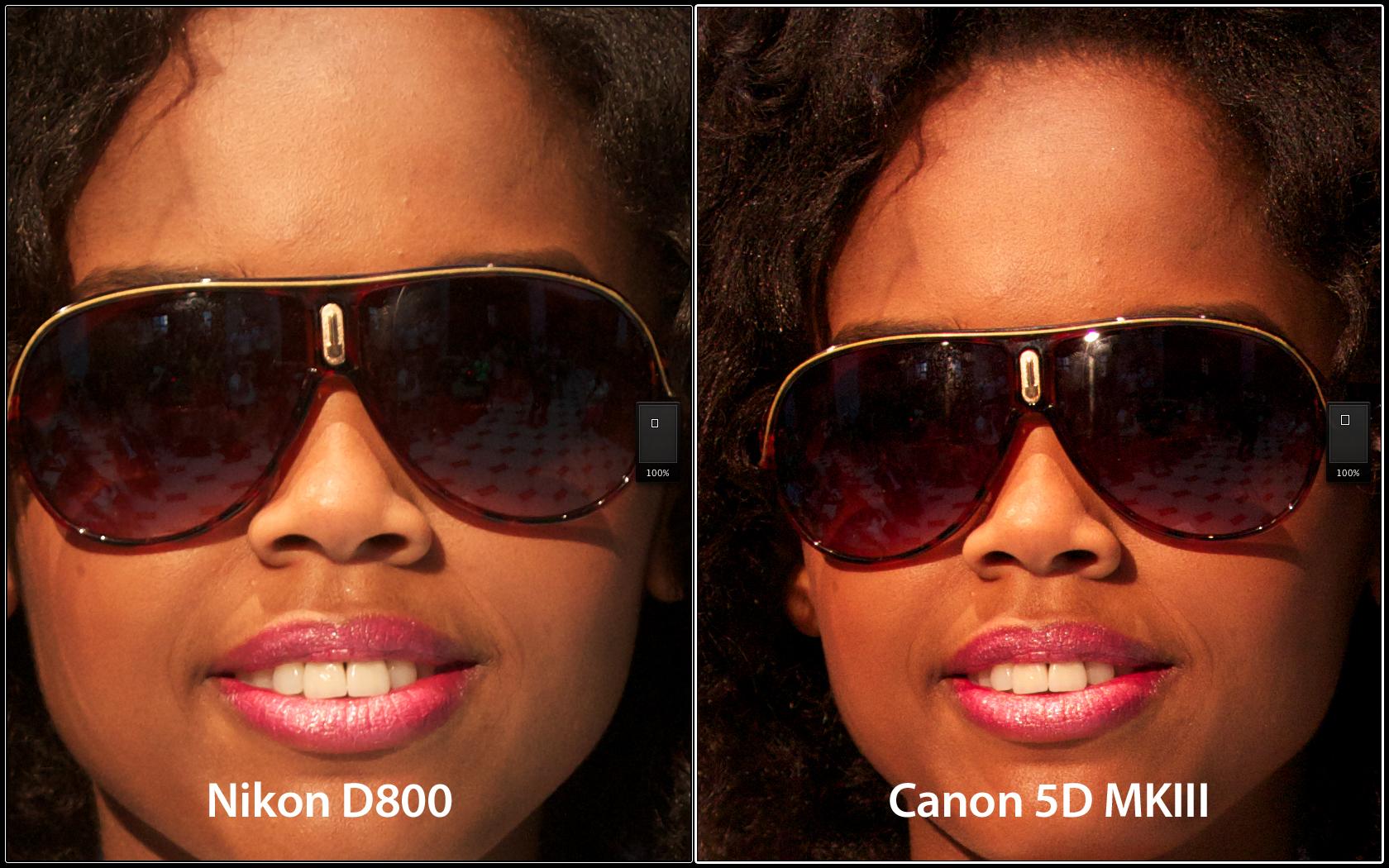 Videószerda: Canon 5DIII vs. Nikon D800 – amikor két blogger találkozik