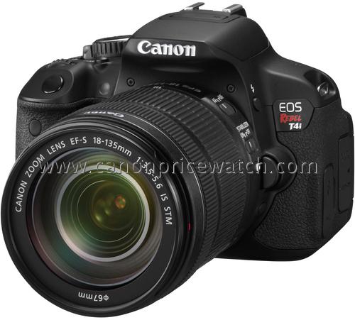 Canon 650D + 18-135mm STM