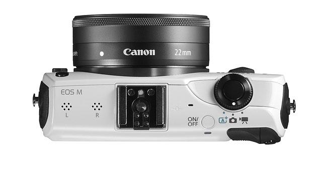 Már hivatalos a Canon EOS M