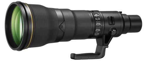 Készül a Nikon 800mm f/5.6 VR