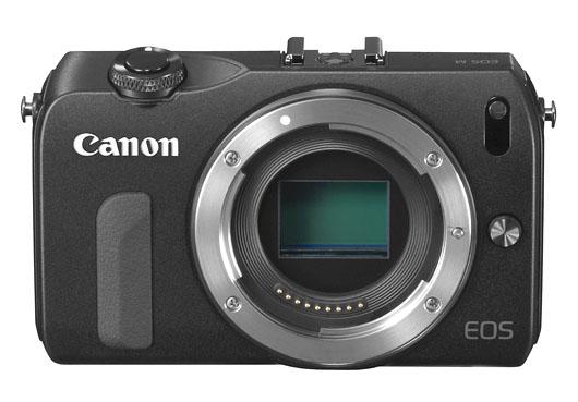 Canon EOS M első benyomások