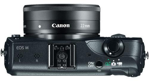 Canon EOS M MILC specifikációk