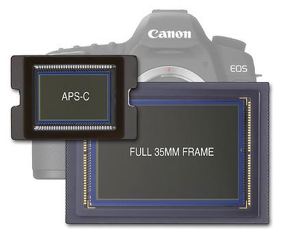 Ősszel belépőszintű Canon full-frame