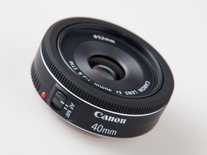 Palacsinta gyorsteszt: Canon EF 40mm f/2.8 STM Pancake
