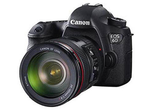 Canon EOS 6D ismét (frissítve!)