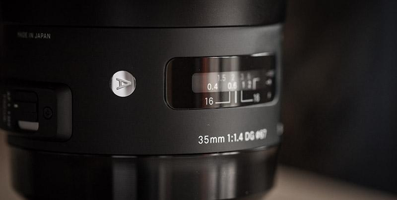 Teszt: Sigma 35mm f/1.4 DG HSM