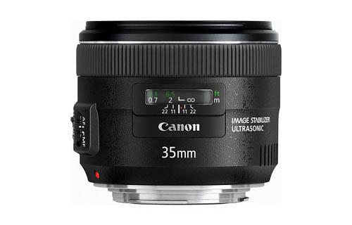 Már hivatalos a két új Canon objektív…az áruk is!