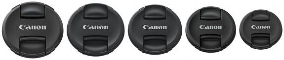 Figyelem ez most komoly: új Canon kupakok! :)