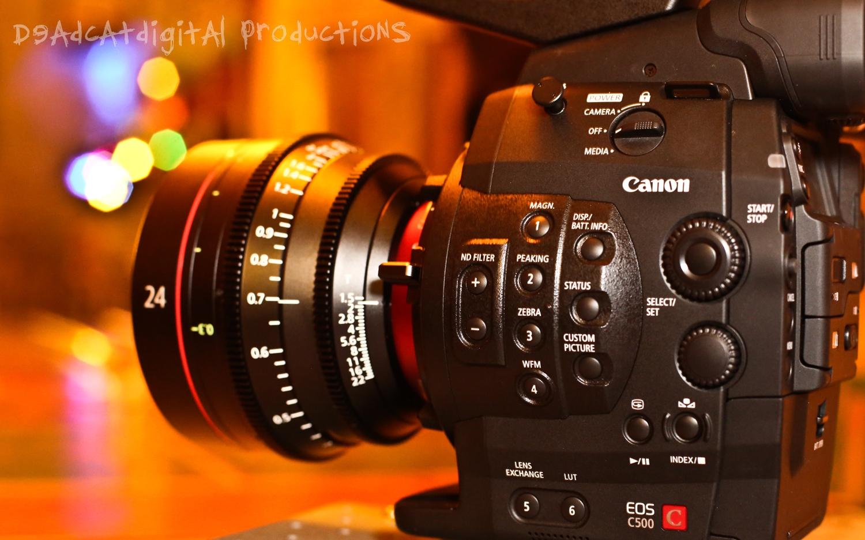 Vendégcikk: Canon EOS C500 teszt, avagy 40 millió a hátsó ülésen