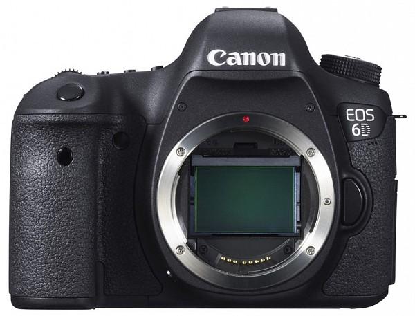 Canon 6D munkakörülmények között