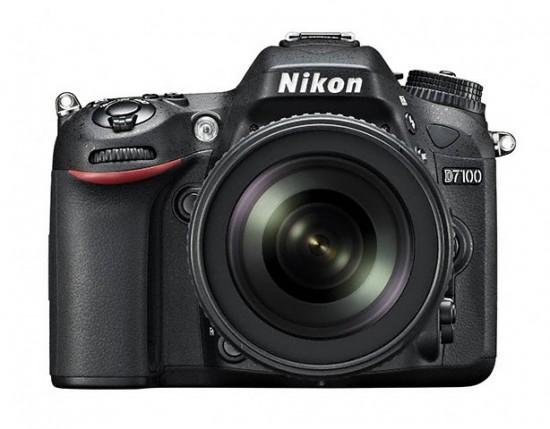 Bemutatták a Nikon D7100-at