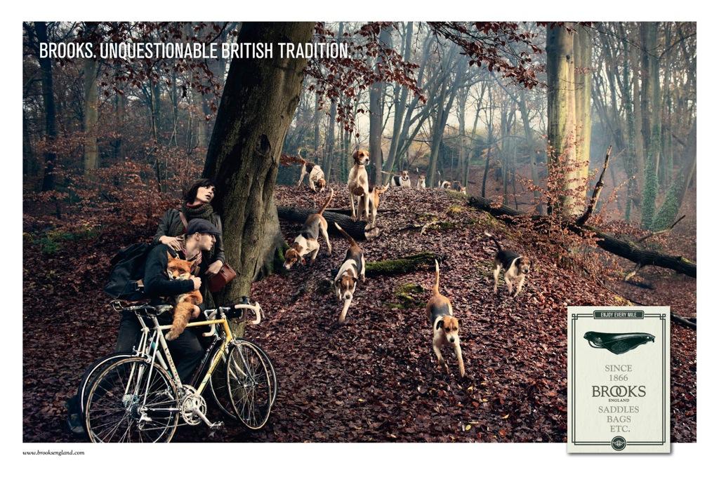 BTS: Brooks England reklámfotózás