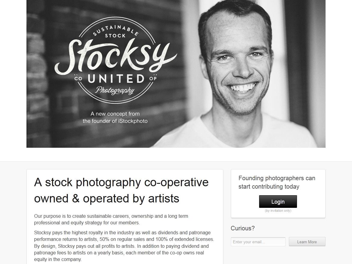 Új stockfotó oldal, mely boríthatja a rendszert
