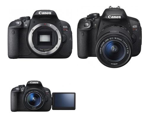 Canon 700D és EOS 100D fotók
