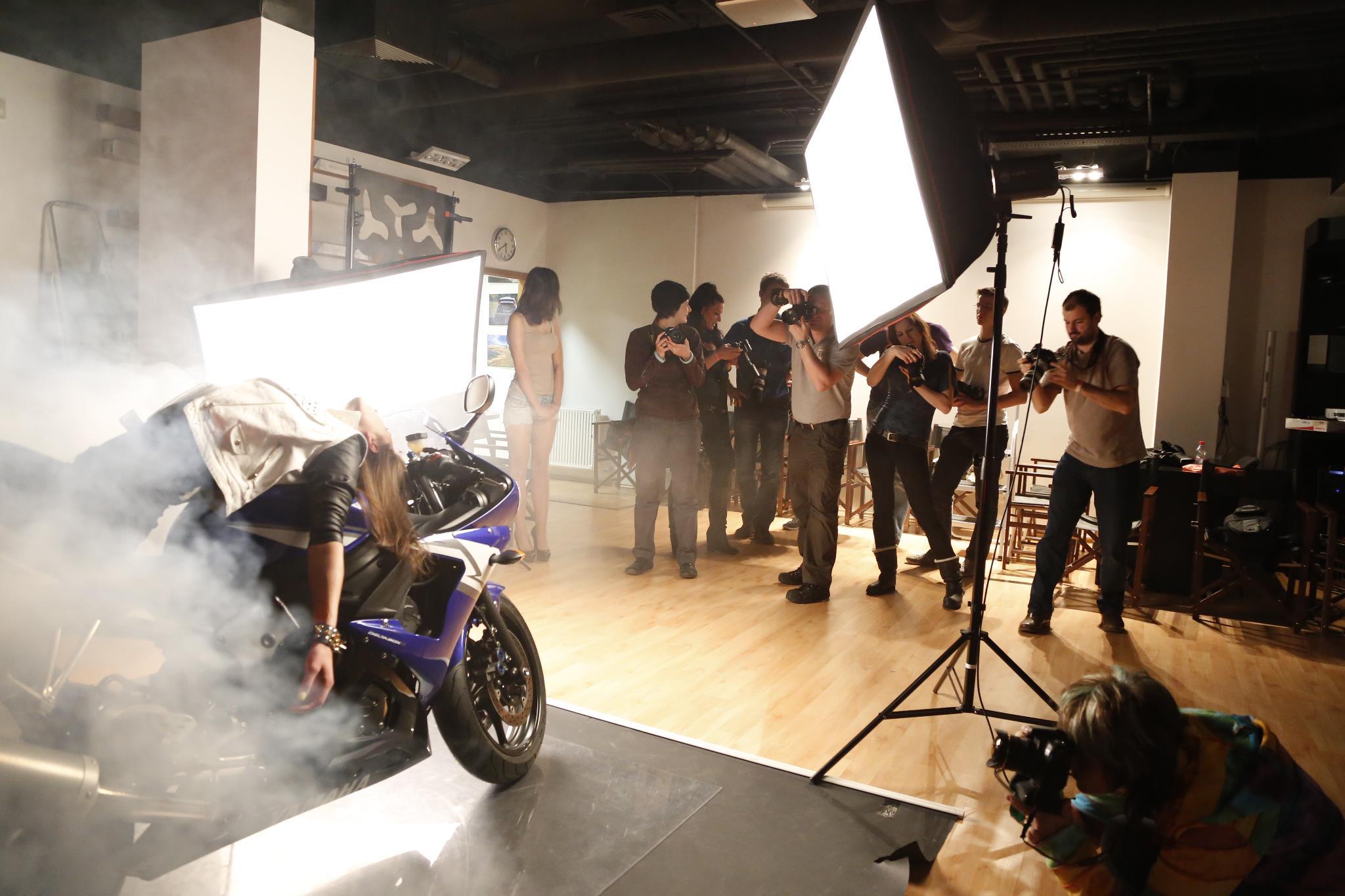 Nagy sikerrel zárult a Canon Fotóműtermek Hétvégéje