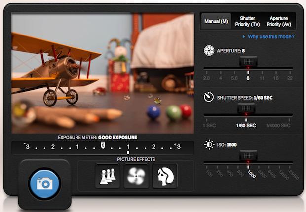 Online DSLR szimulátor a Canontól