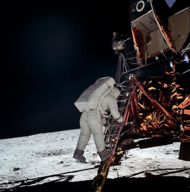 Komoly online galéria az Apollo űrprogramból