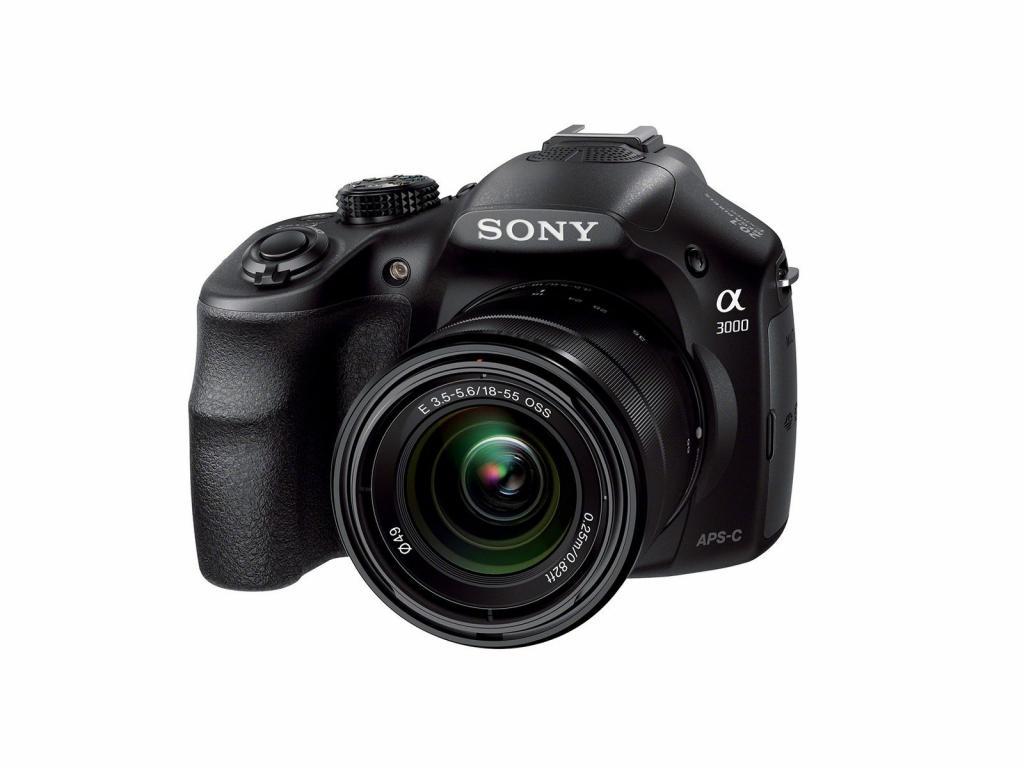 Bemutatták a Sony a3000-et