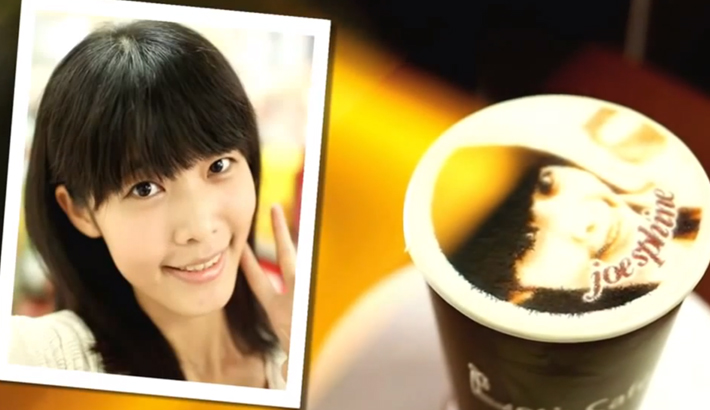 """Cappuccino mint """"fotópapír"""""""