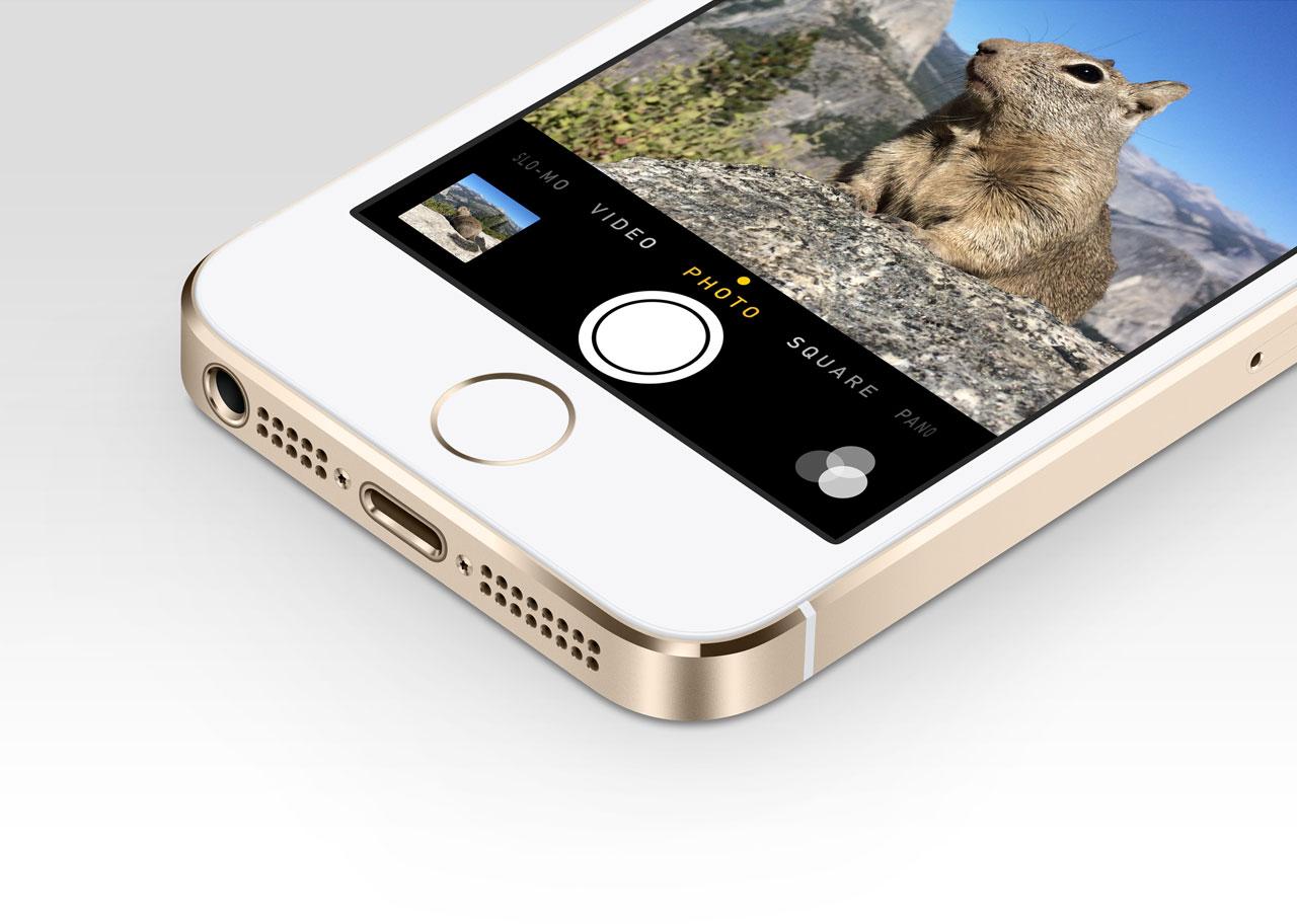 Frissült a világ legnépszerűbb fényképezőgépe: iPhone 5S