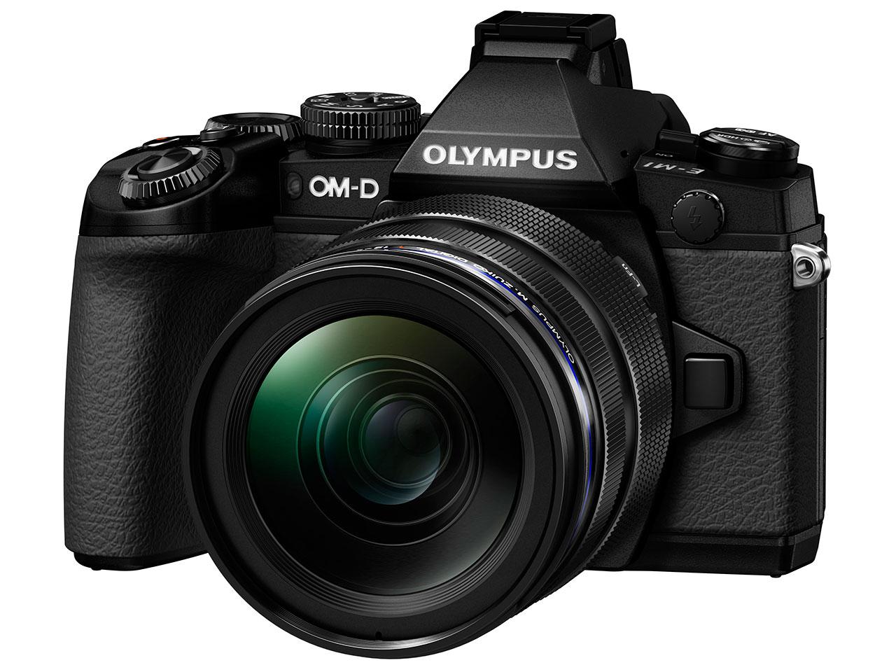 Belehúzott az Olympus: itt a nyálcsorgatós OM-D E-M1 és hasonlóan vonzó objektívek