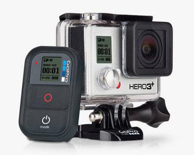 Csodaszép az új GoPro 3+ promovideója
