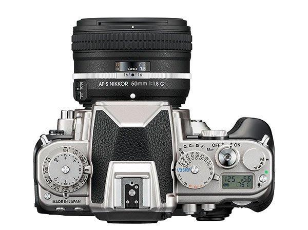 Bemutatták a Nikon Df kamerát