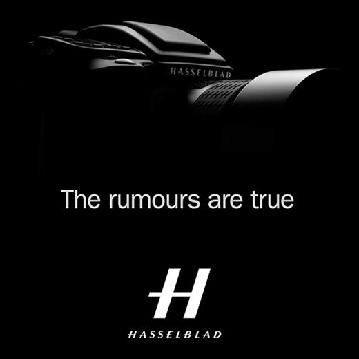 50 megapixeles gépet jelentett be a Hasselblad