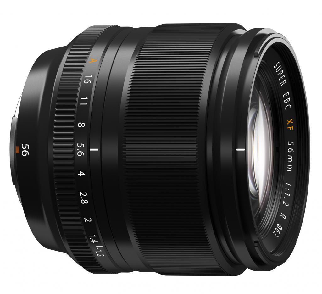 Bemutatták: Fujinon 56mm f/1.2 objektív, Fujifilm X100s Black fényképezőgép