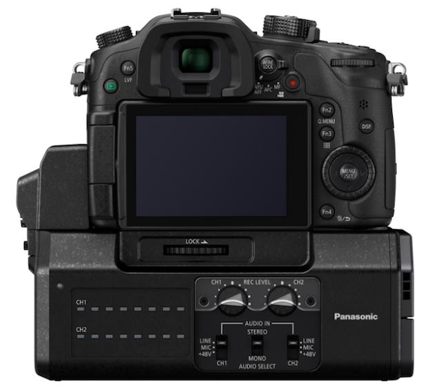 Bemutatta a Panasonic a 4K videós GH4-et