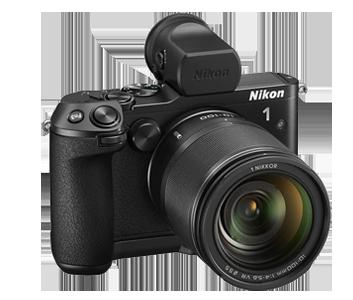Frissült a Nikon 1 MILC sorozat