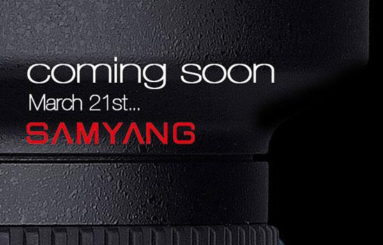 Új Samyang obi és Fuji X MILC érkezik